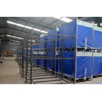 Buy cheap Turn Over Tool Storage Trolley , Aluminium Mechanics Tool Trolley For Workshop product