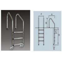 Buy cheap SL Series Stainless Steel Pool Ladder product