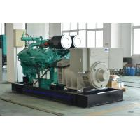 China Cummins 50HZ 800 Kva 640 KW Open Diesel Generator Genset With Engine KTA38-G2B on sale
