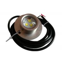 Buy cheap IP68 Waterproof Boat Underwater LED Lights RGB Bluetooth Boat navigation lights product