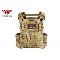 Buy cheap Military Combat Assault Tactical Vest Molle Gear , Army Swat Ballistic Body Armor product
