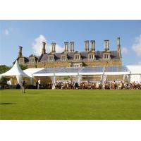 Buy cheap Large Garden  Outdoor Clear Event Canopies Tent With Central Air - Conditioning product