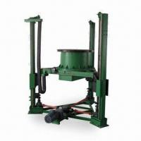 Vertical Winding Machine with Reversible Counter and Power Off Memory, Chuck Can be Elevated Up/Down
