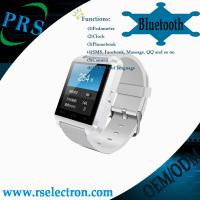 Buy cheap china factory hot sale smart phone watch, bluetooth mp3 watch product