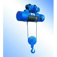 Buy cheap Steel Electric Wire Rope Hoist Trolley Winch For Lifting Pendant Control High Efficiency product