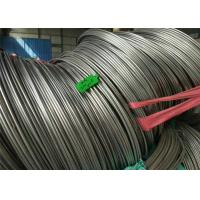 China ASTM A269 TP304 316L Stainless Coil Tubing Exw Seamless Surface BA Finish Cold Rolled on sale
