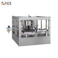 Buy cheap Chemical OPP Bottle Sticker Labeling Machine Small Glue Consumption product