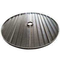 Buy cheap SS 304 Johnson screen lauter tun screen plate for beer production product
