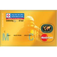 Buy cheap Wholesale PVC MasterCard Smart Card with HICO Magstripe / Hologram Label product
