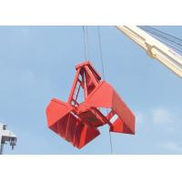 Buy cheap Wireless remote control grab bucket for material unloading at port product