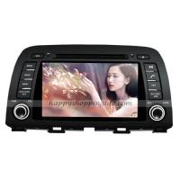 Buy cheap Android Car DVD Player GPS Navigation Wifi 3G TV Bluetooth Touch Screen for Mazda CX-5 product