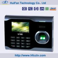Buy cheap Web Based Fingerprint Time Attendance Suport External Printer (HF-U160) product