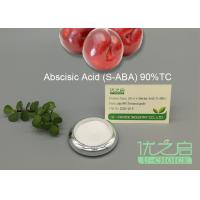 Buy cheap Plant Growth Regulator , Plant Growth Inhibitors S - ABA CAS No 21293-29-8 product