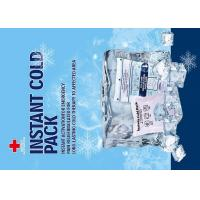 Buy cheap Disposable Instant Cold Pack For External Medication Flexible Ice Pack product