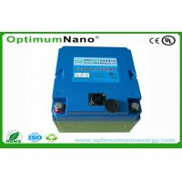 Buy cheap Deep Cycle 12V 20Ah Lithium Batteries for Electric Golf Trolley product