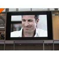 Buy cheap Digital Outdoor Led Billboard P4 Hd , Full Color Led Advertising Board product