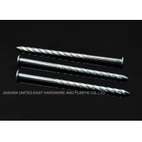 "Buy cheap High Grip Galvanized Twisted Nails  2-1/2"" X BWG 10 Low Carbon Steel Rust Proof product"