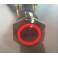 Quality Lighted Push Button Switch, Led Light Switches, Illuminated Pushbutton for sale