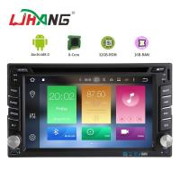 Buy cheap Android 8.0 Universal Car DVD Player PX5 Quad Core 8*3Ghz With Multimedia Radio product