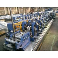 Buy cheap EN Standard Steel Pipe Making Machine , Pipe Welding Equipment product