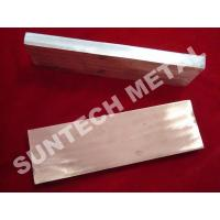 Buy cheap Cu 1100 / A1050 Copper Clad Plate Applied for Transitional Joints from Wholesalers