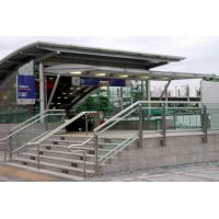 Buy cheap Metro Exit Custom Stainless Steel Products Energy Conservation Reducing Pollution product