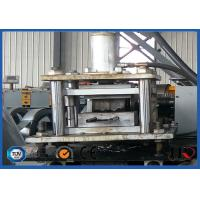 Buy cheap Hydralic Cutting Galvanized Steel Roller Shutter Door Forming Machine PLC Control product
