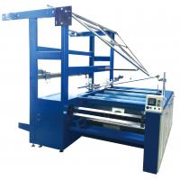 Buy cheap Easy Operation Fabric Folding And Sewing Machine Doubling Rolling Combined Machine product