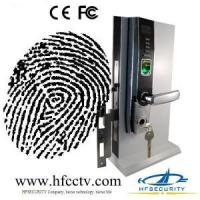Quality Biometric Fingerprint Door Lock with OLED Display and USB port, electronic for sale