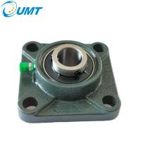 Buy cheap Steel Cage Pillow Block Bearings UCF218 Chrome Steel GCR15 Material Low Noise from wholesalers
