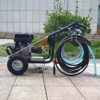 Buy cheap 13HP Gasoline Powered Hot Water High Pressure Washer for Grease Cleaning product