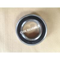 Buy cheap High speed low noise Deep Groove Ball Bearings 6000ZZ P0 Precision from Wholesalers