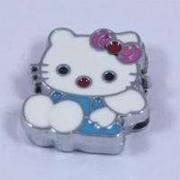 Buy cheap Cute D IY Slide Charms Hello Kitty SC0002H product