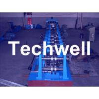 Buy cheap High Productivity, Automatic Type C Purlin Roll Forming Machine With Chain Transmission from wholesalers