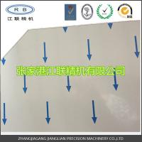 Buy cheap 3003/5052 ISO/SGS Customized size, Surface plating, aluminum honeycomb panel product