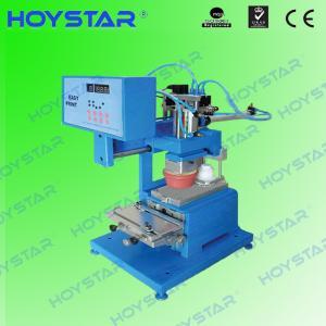 China desktop single color pad printing machine, pen automatic printer on sale