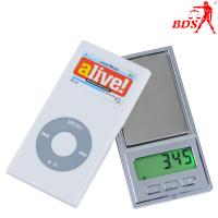 Buy cheap BDS-DH pocket jewelry precision scale,facotry direct sale,black color ,100g and 200g/0.01g,good price with good quality product