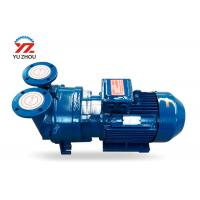 Buy cheap Cast Iron Gear Oil Transfer Pump , Liquid Ring Vacuum Pump For Oil Purifier product