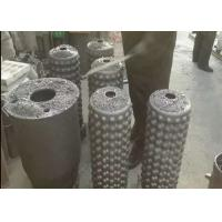 China SiSiC Silicon Carbide Products Self Recuperative Gas Burner Heat Exchanger on sale