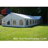 Buy cheap Large Outdoor Gazebo Garden Marquee Waterproof Event Tent With Different Colors product