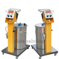 Buy cheap Durable Powder Coating Spray Machine With Pressure Regulator Valve product