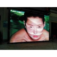P10 Large Electronic Outdoor Advertising Led Display 160mm * 160mm