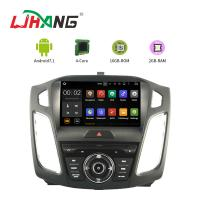 Buy cheap 9 Inch Touch Screen Ford Car DVD Player Android 7.1 With Full Euro Map Online Map product
