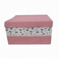 boxes with lids - quality canvas storage boxes with lids for sale
