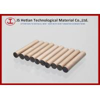 Buy cheap K30 - K40 Tungsten Carbide Rod Blanks with 92 - 92.3 HRA, CO 10% Fixed length Bar from Wholesalers