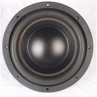 Buy cheap Durable Car Audio Subwoofer / Shallow Mount 15 Inch Subwoofer Fexible Foam Surroud product