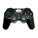 Buy cheap Gamemon Bluetooth Dualshock Wireless Playstation Controller , Play Station 3 Controller product