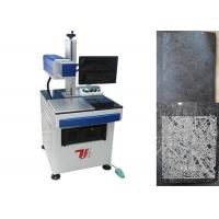 Buy cheap Granite Stone Laser Engraving Machine / Machinery with High Temperature Painting product