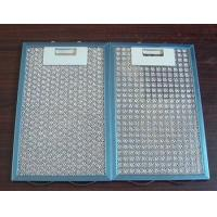 Aluminium filters for kitchen hoods