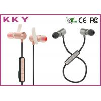 Buy cheap Wireless CVC Noise Reduction Sports Bluetooth Earphones In Ear Headphone For Traveler product